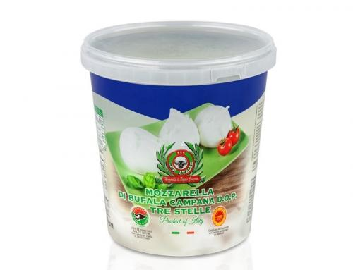 Mozzarella de bufflone AOP en pot