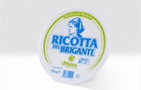 RICOTTA DEL BRIGANTE