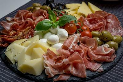 SPECIALITES ALIMENTAIRES ITALIE