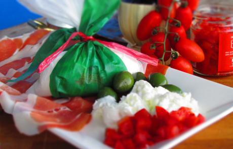 distributeur produits alimentaires italiens