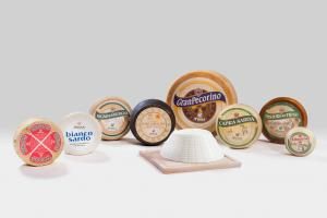 DIVERS FROMAGES ITALIENS