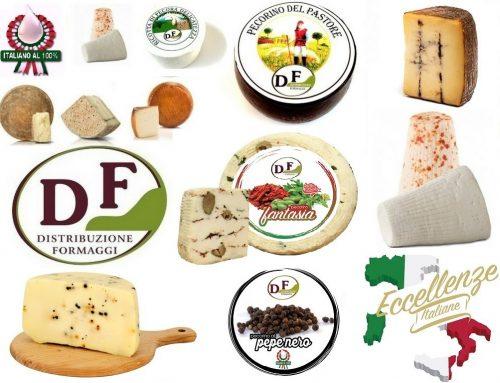 Fromages italiens arômatisés