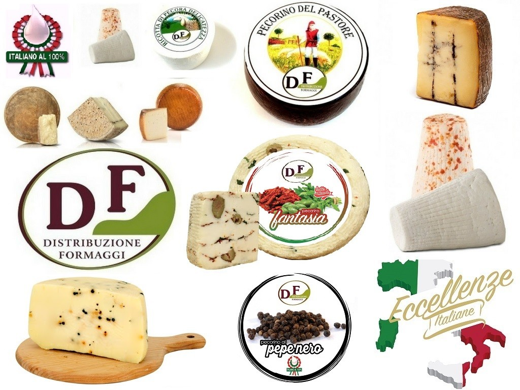 gamme fromages italiens
