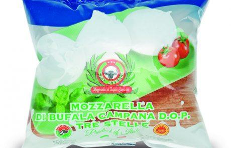 mozzarella di bufala en sachet 125g