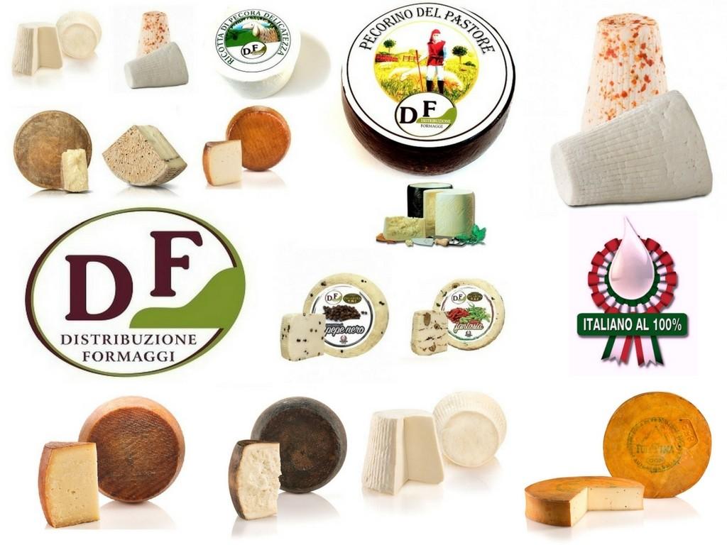 Distributeur de produits alimentaires italiens