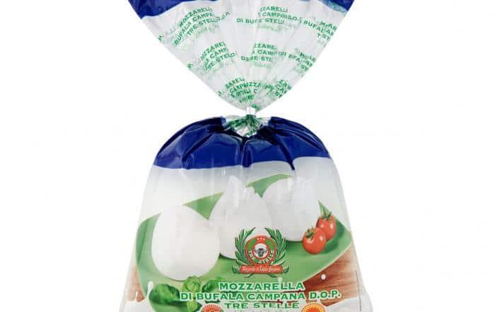 distribution mozarrella di bufala campana