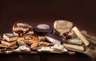 vente types de fromages italiens