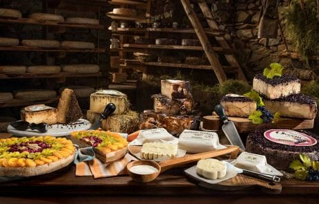 differents types de fromages italiens