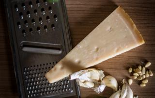 vente de fromages italiens