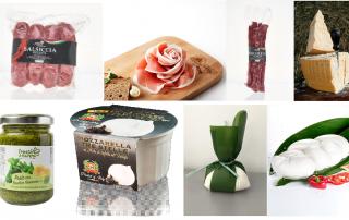 COMMERCE DE GROS PRODUITS ITALIENS professionnels