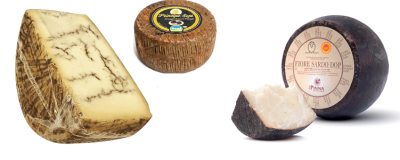 specialites fromageres italiennes